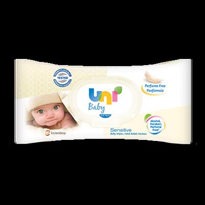 Uni Baby Sensitive Islak Havlu