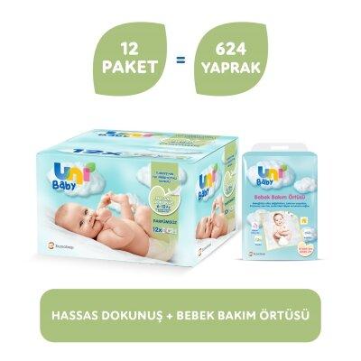 Uni Baby Sensitive Bebek Bakım Seti