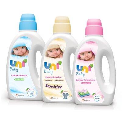 Uni Baby Çamaşır Ürünleri Seti