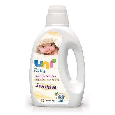 Uni Baby Çamaşır Deterjanı Sensitive 1000 ML