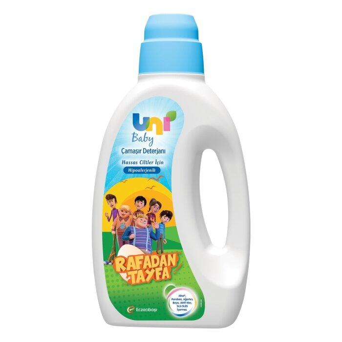 Uni Baby Çamaşır Deterjanı Rafadan Tayfa 1500 ML