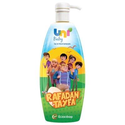 Uni Baby Rafadan Tayfa Saç ve Vücut Şampuanı 700 ml