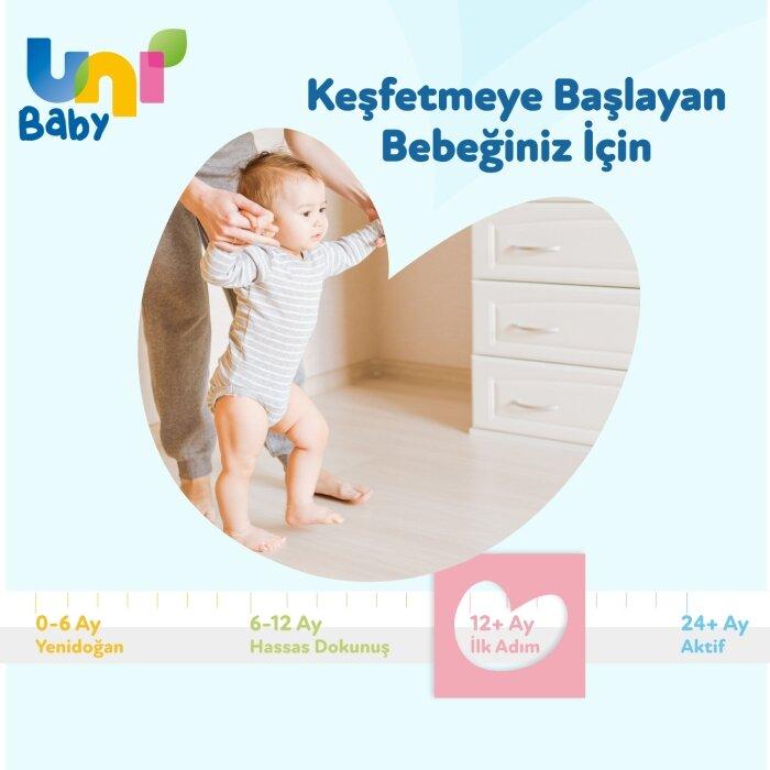 Uni Baby İlk Adım Islak Mendil 52 Yaprak