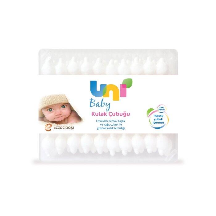 Uni Baby Kulak Çubuğu 60 Adet