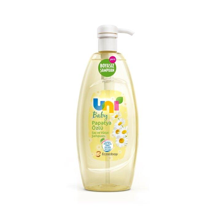 Uni Baby Papatya Özlü Şampuan 700 ml