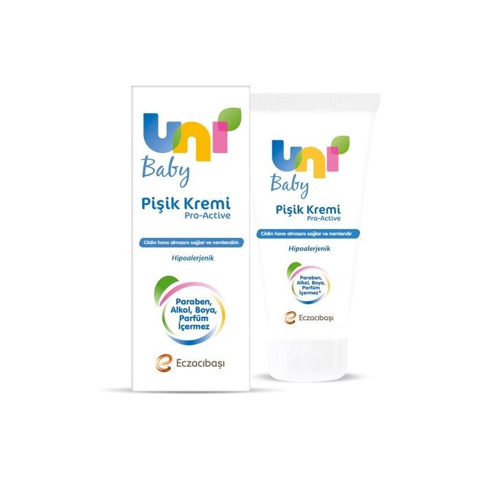 Uni Baby Pişik Kremi Pro-Actıve 75 ml