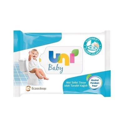 Uni Baby Islak Tuvalet Kağıdı