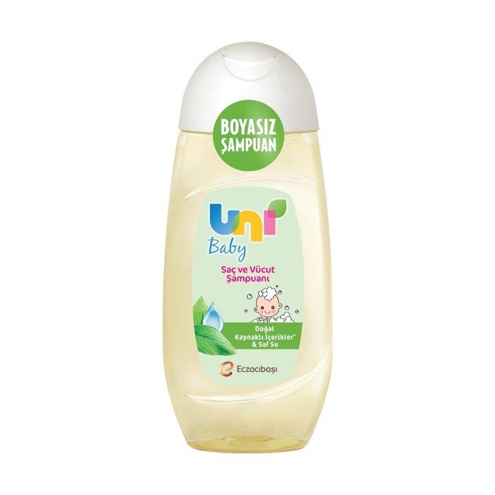 Uni Baby Saç ve Vücut Şampuanı 200 ml