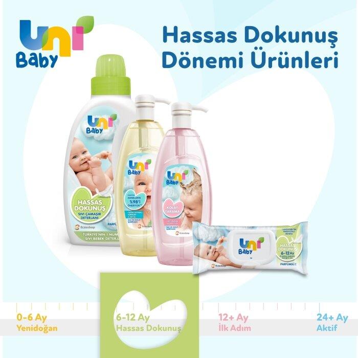 Uni Baby Hassas Dokunuş Sıvı Çamaşır Deterjanı 1500 ml