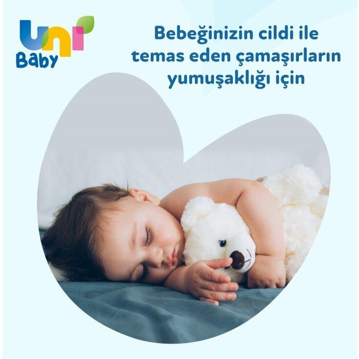 Uni Baby Hipoalerjenik Çamaşır Yumuşatıcısı 1500 ml
